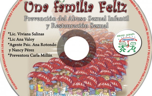 CD AUDIO Una Familia Feliz